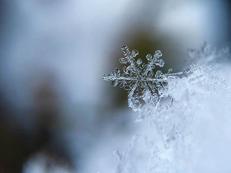 ¿Qué significa soñar con nieve?